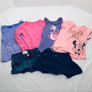 Other - Bundle of girls 3T tops and bottoms